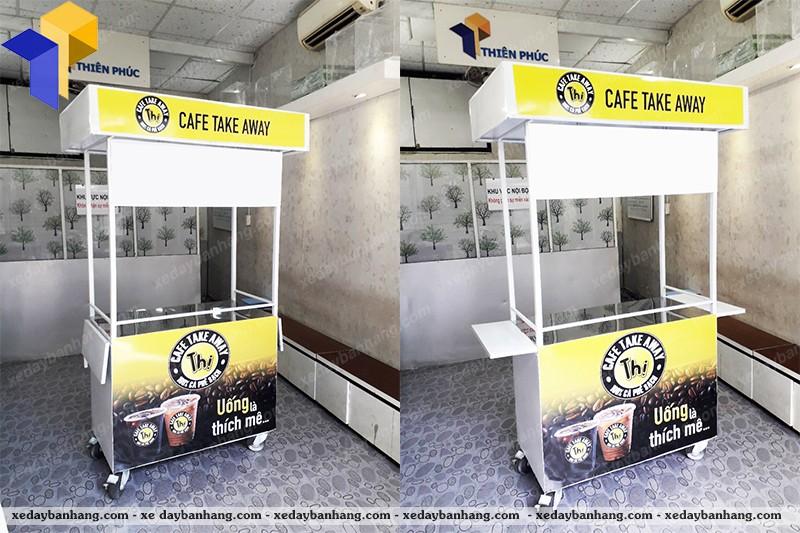 Xe bán cafe take away